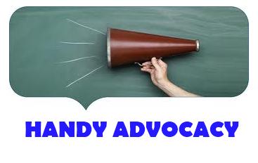 Handy Advocacy