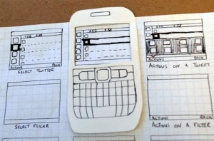 paper prototyping mobile