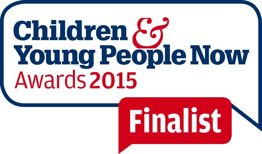 CYP Now 2015 Finalist Logo