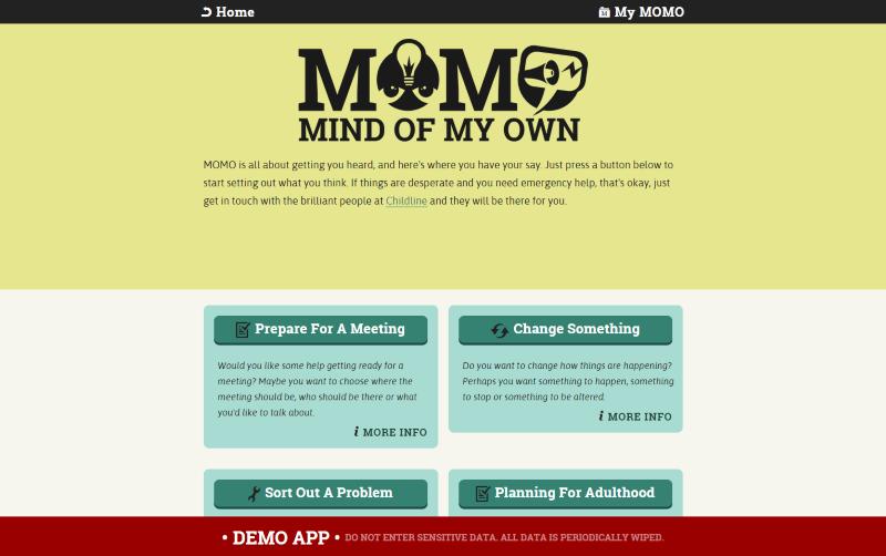 Demo MOMO widescreen